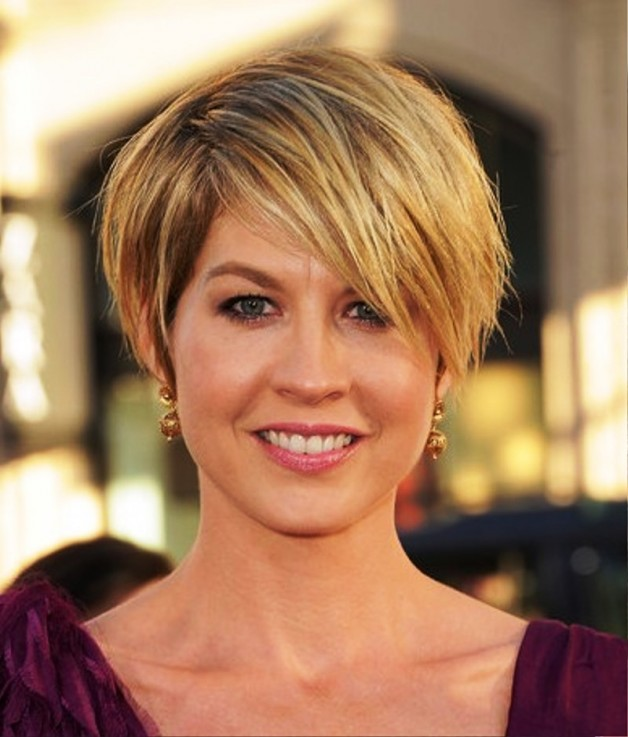 Short Messy Haircut For Women Behairstyles Com