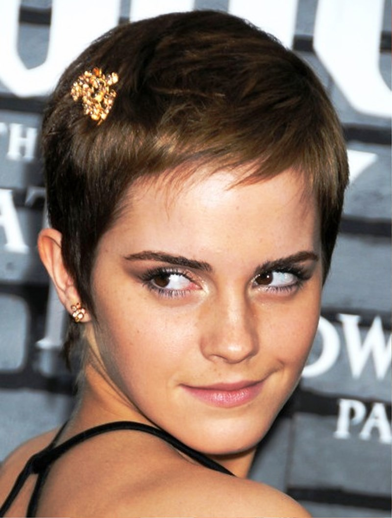 Pictures Of Short Pixie Cut 2012