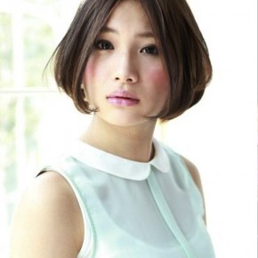Short Sweet Japanese Haircut