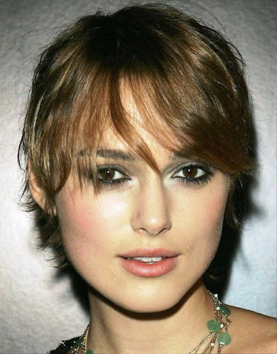 Pictures of Short Women Hairstyles For Square Faces
