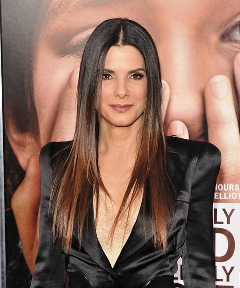 Wondrous Pictures Of Simple Long Hairstyles Straight Celebrity Short Hairstyles Gunalazisus