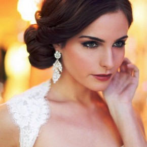 Simple Wedding Hairstyles Ideas