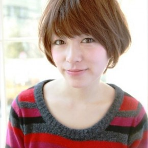 Sleek Japanese Bob Hairstyle