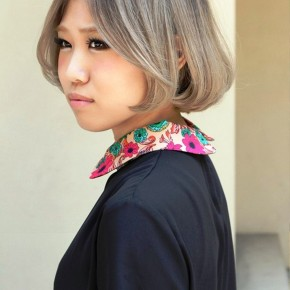 Stylish Japanese Girls Short Bob Hair Styles