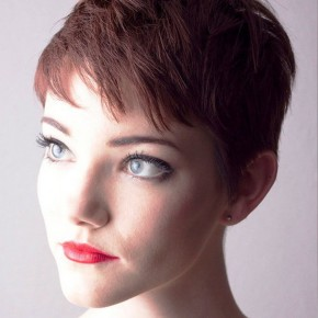 Super Short Hairstyles For Girls
