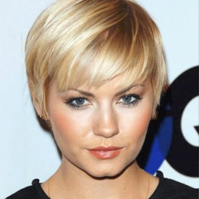 Super Short Hairstyles For Straight Hair