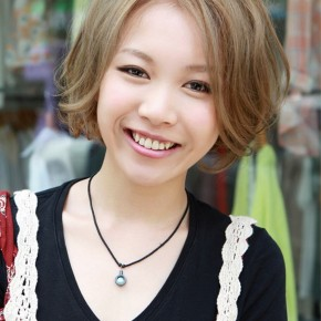 Sweet Japanese Girls Bob Hairstyle 2013