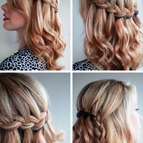 Tremendous Braided Hairstyles Page 22 Dutch Braided Pigtails For Weekend Short Hairstyles Gunalazisus