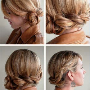 Twist Side Braid