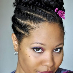 Updo Black Women Hairstyles 2013
