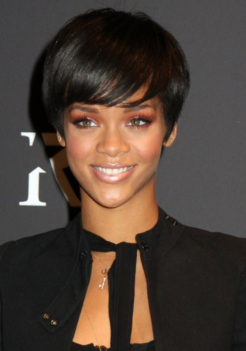 Pictures of Very Short bob Hairstyles for Black Women