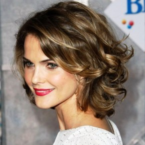 Wavy Hairstyles For Medium Thick Hair