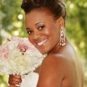 Wedding Black Women Hairstyles 2013
