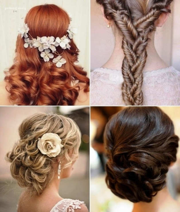 Wedding Hairstyles For 2013