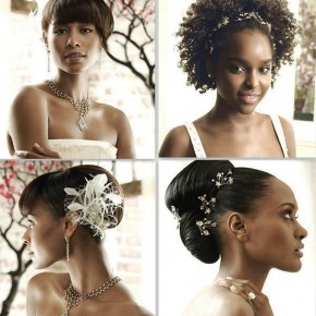 Wedding Hairstyles For Bridesmaids Black Women