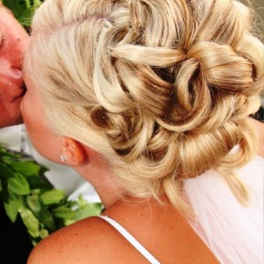 Wedding Updo Hair Styles