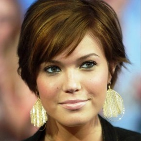 Women Caramel Short Hairstyles