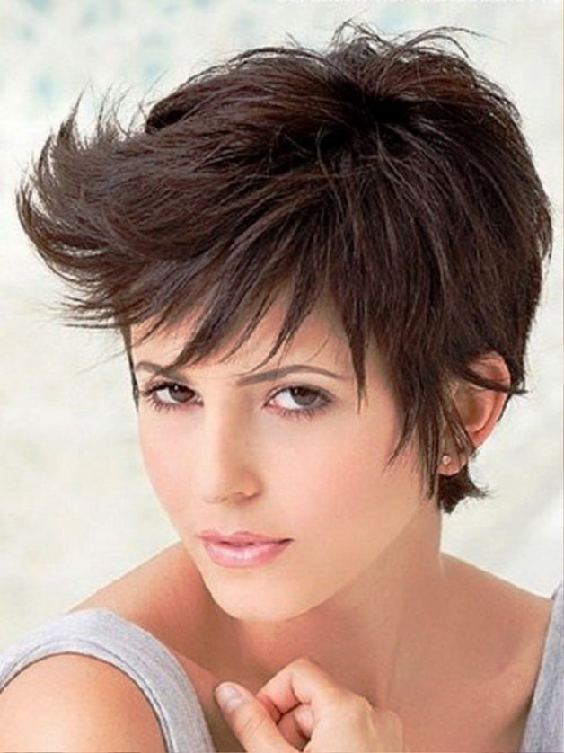 Women Long Faces With Short Hairstyles