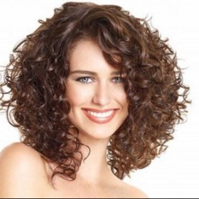 big curly hairstyles for short hair short curly hair