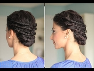 elegant-up-do-curly-hairstyle
