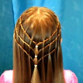 Excellent Kids Hairstyles Kids French Braid Hairstyle Kids Trendy Hairstyle Inspiration Daily Dogsangcom