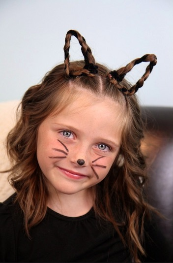 halloween-cat-kids-hairstyle