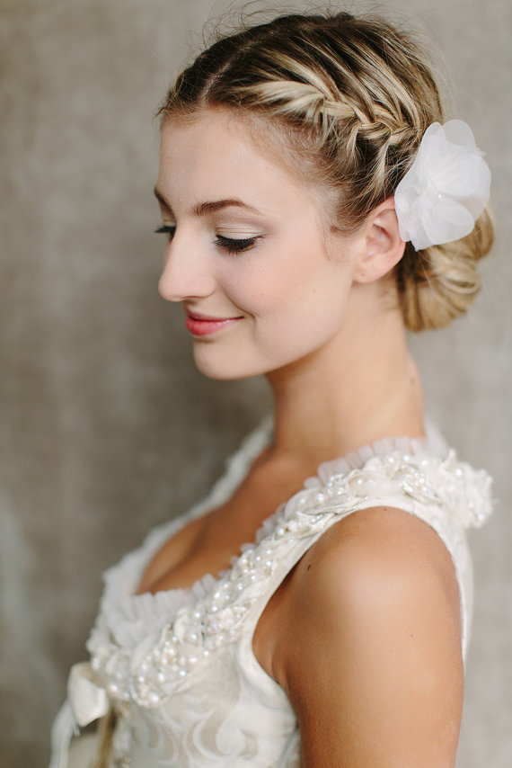 Popular Wedding Updo Hairstyles