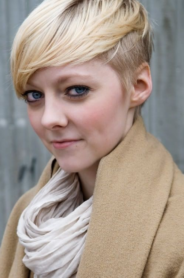 Shaved Hairstyle Women | Behairstyles.com