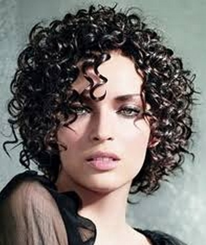 short-curly-hairstyle