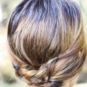 short-hair-style-twist-braid