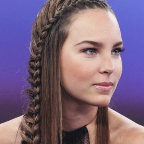 Pleasing How To Braid A Side Bang Braids Hairstyles For Men Maxibearus