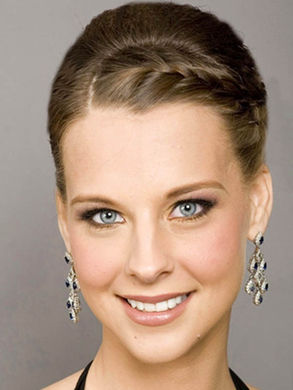 Updo Hairstyles 40s