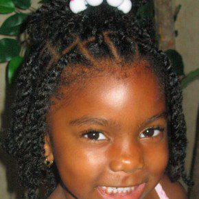 Kids Hairstyles African American Girls