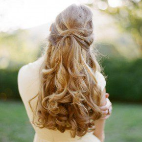 Long Hair Wedding Hairstyles