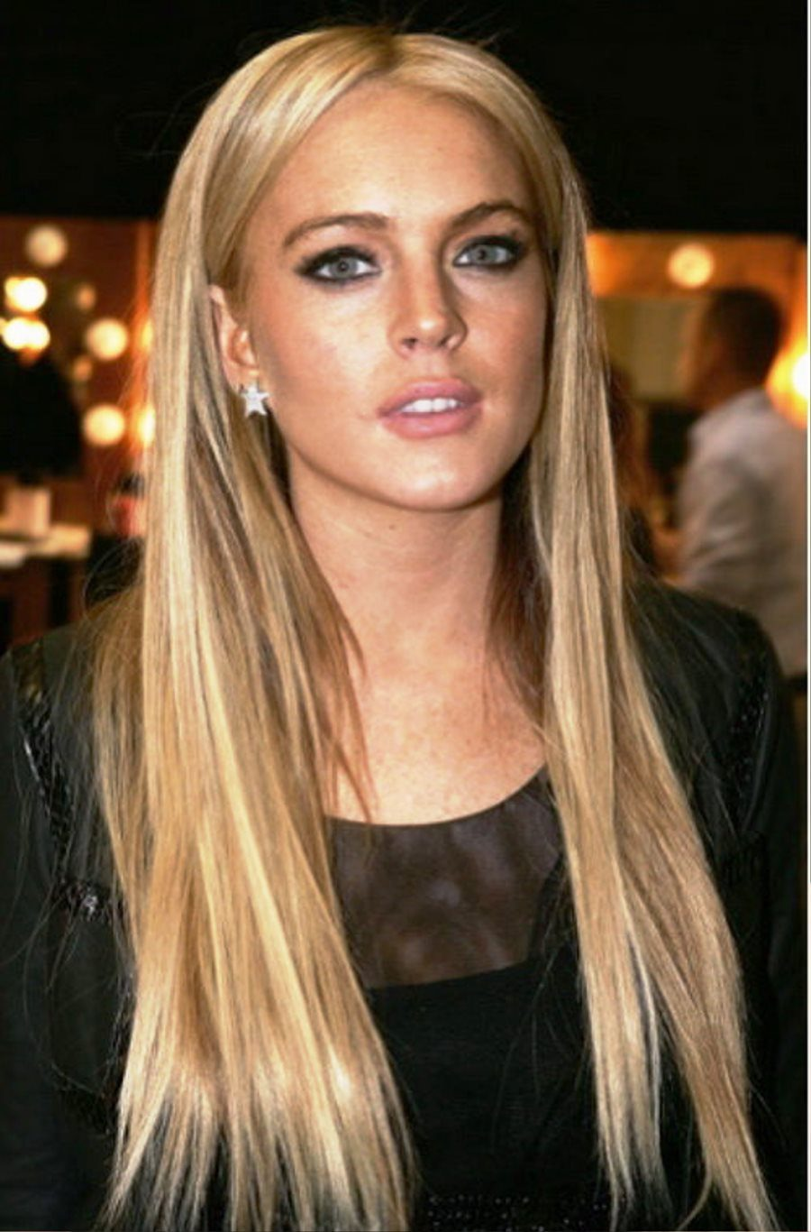 Round Face Straight Hairstyles Long Hairstyles Ideas - Round ...