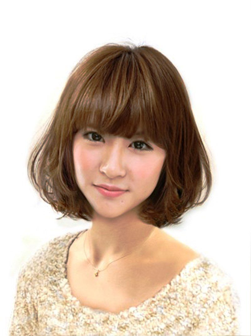 Asian hairstyles girls