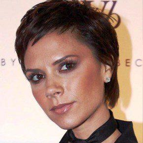 Victoria Beckham Boy Cuts