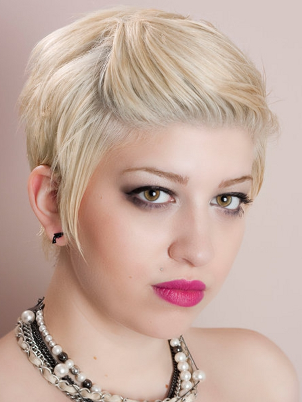 Short Quiff Hairstyles For Women Hairstyles Ideas - Short