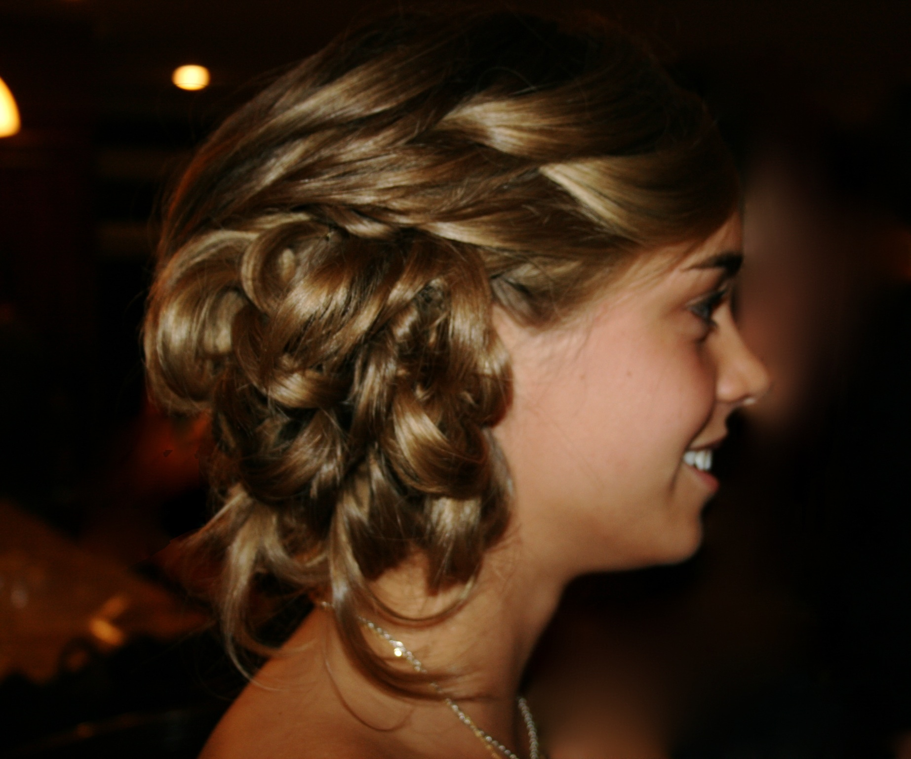 Pictures Of Updo Dance Hairstyles