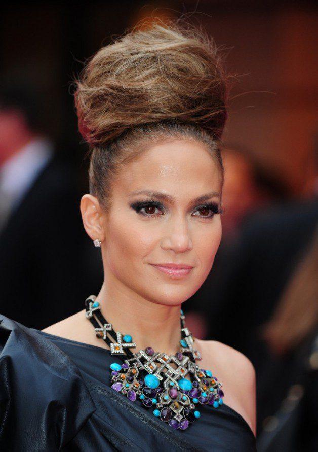 Updo Hairstyles African American Hair | Behairstyles.com