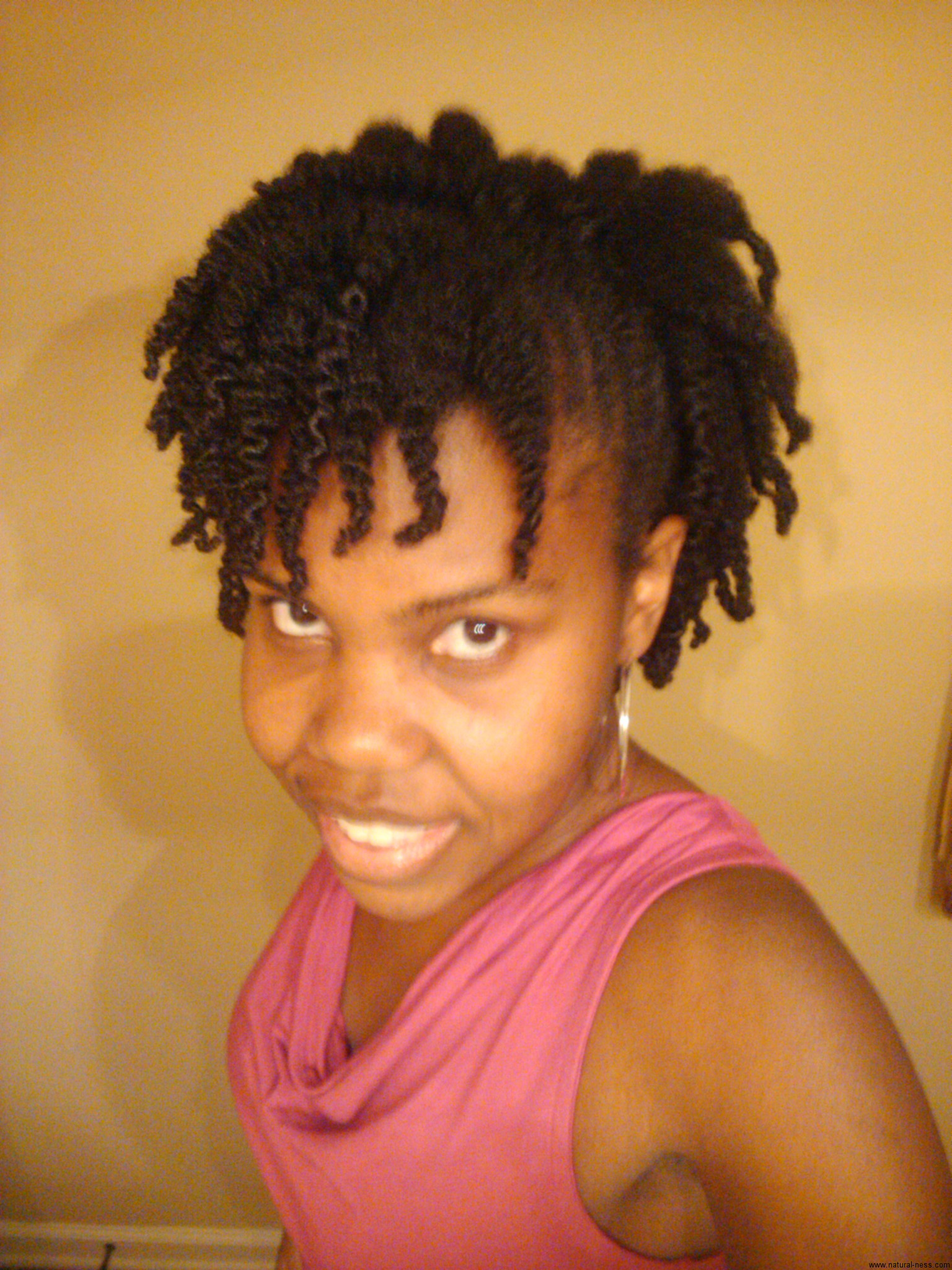 Pictures Of Updo Hairstyles Natural African American Hair