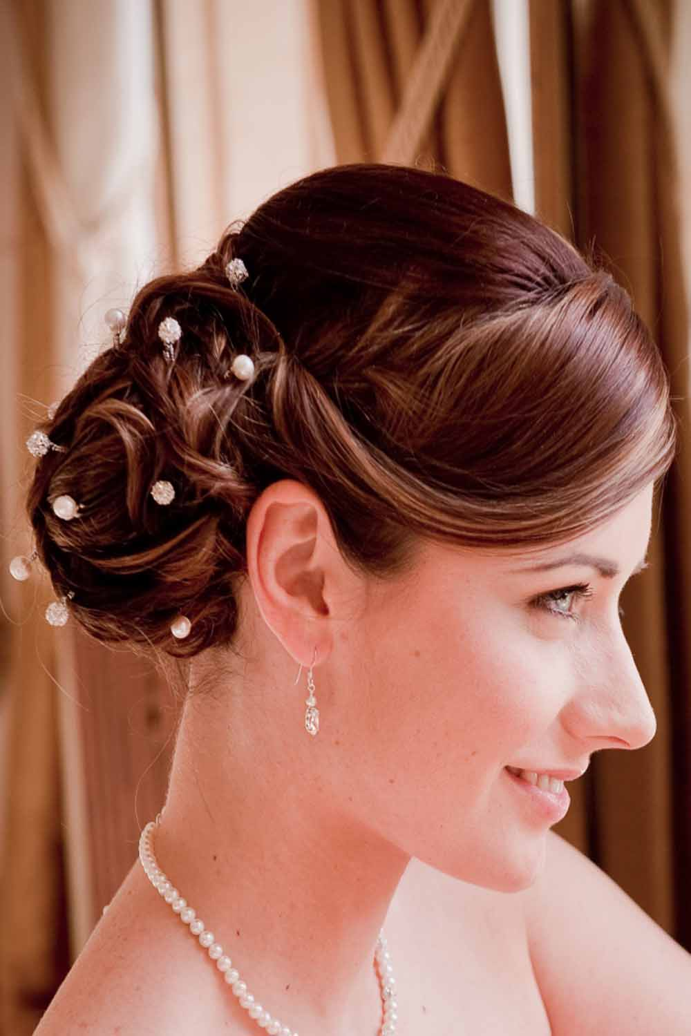 pictures of wedding hairstyles for long hair 2011