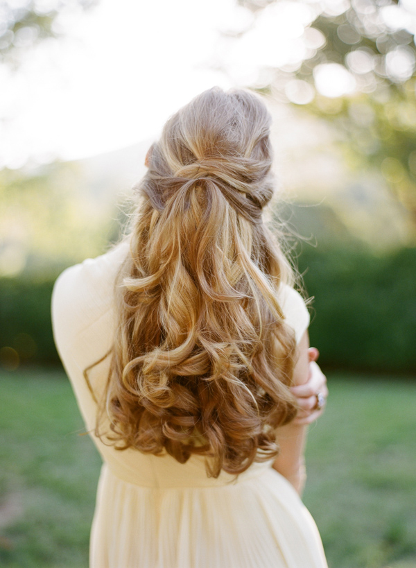 Wedding Hairstyles For Long Hair Fashion Dresses