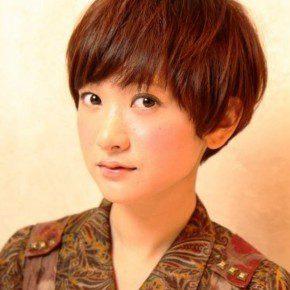 2012 Boyish Japanese Hairstyle