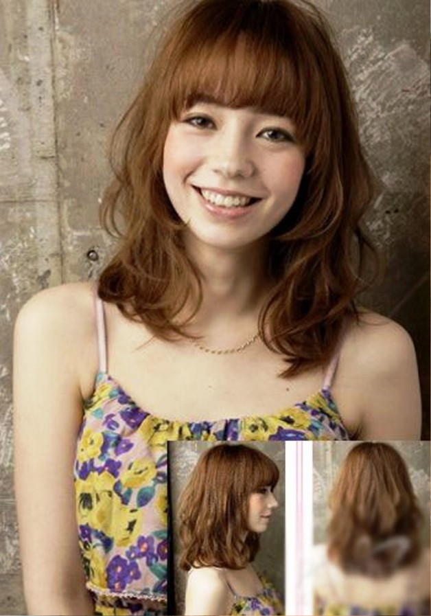 Asian Girls Bob Haircut Behairstyles