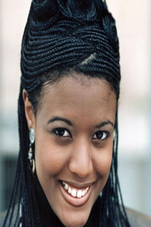 Black Braided Hairstyles for Black Women
