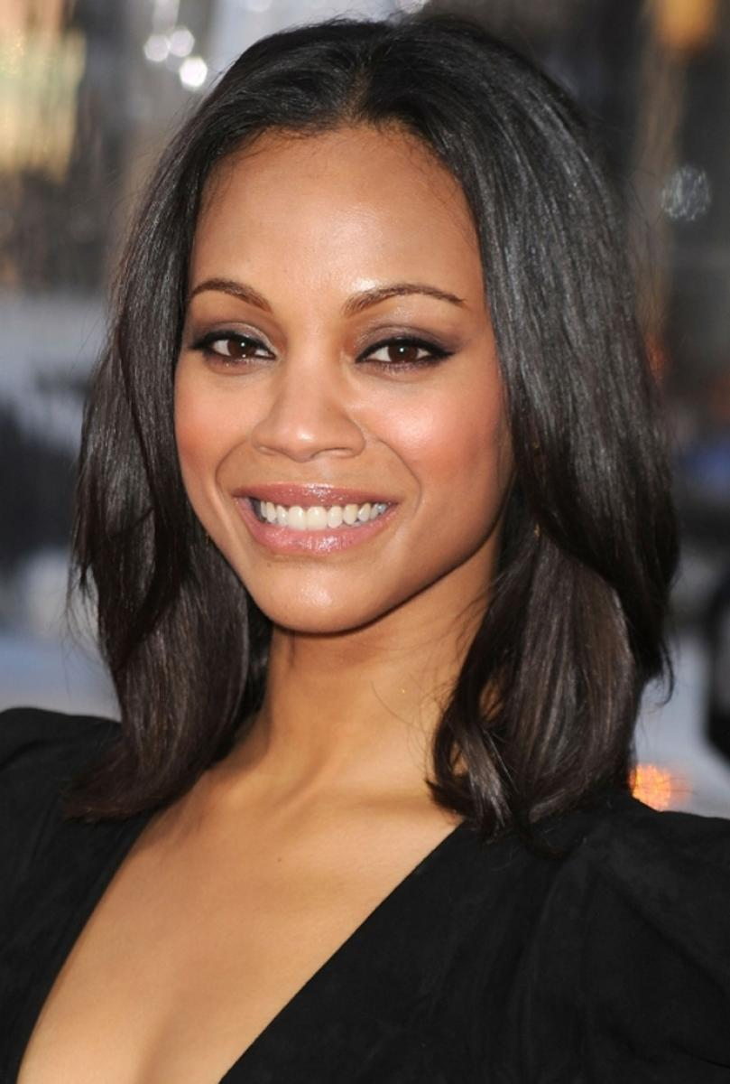 Pictures of Black Layered Hairstyles for Medium Length Hair