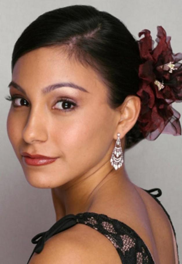 Updos For Shoulder Length Hair Wedding Women Medium Haircut