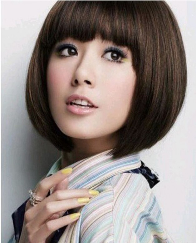 Bob Hairstyles Asian Behairstyles