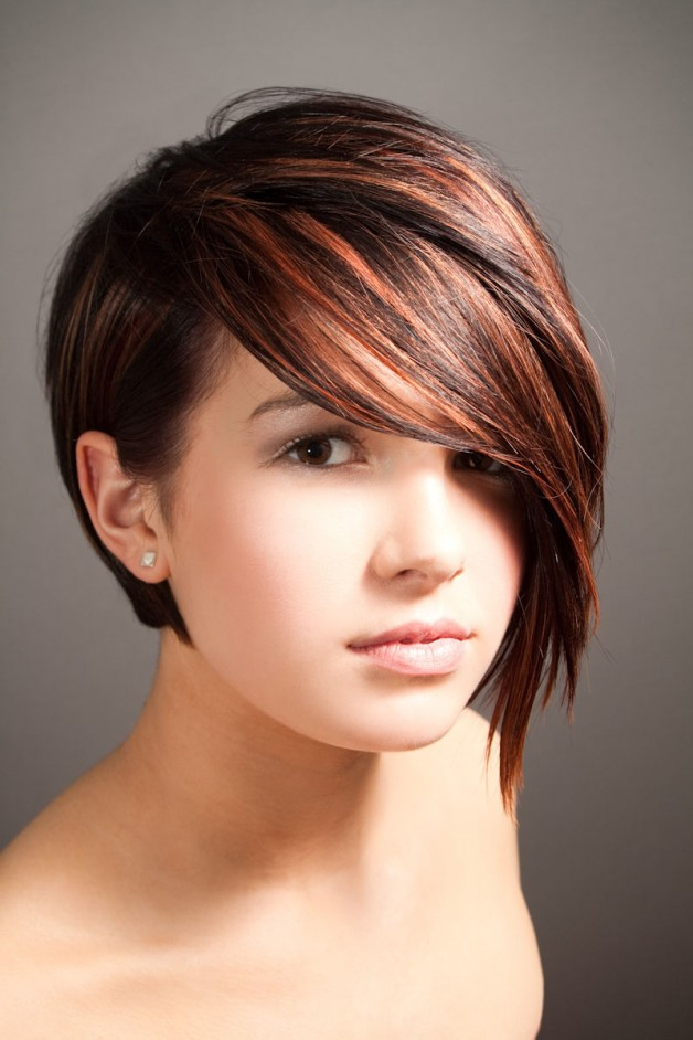 Bob Hairstyles For Thick Hair 2012 Behairstyles